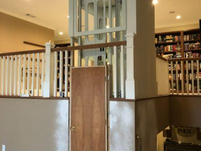 residential elevator installation